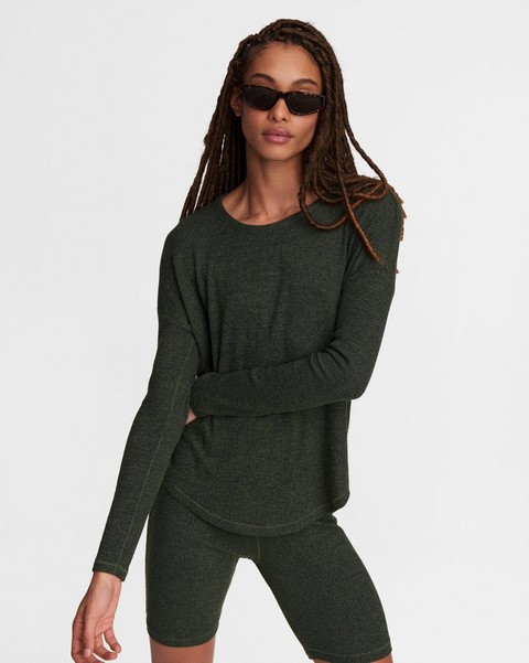 RAG & BONE The Knit Rib Shirt