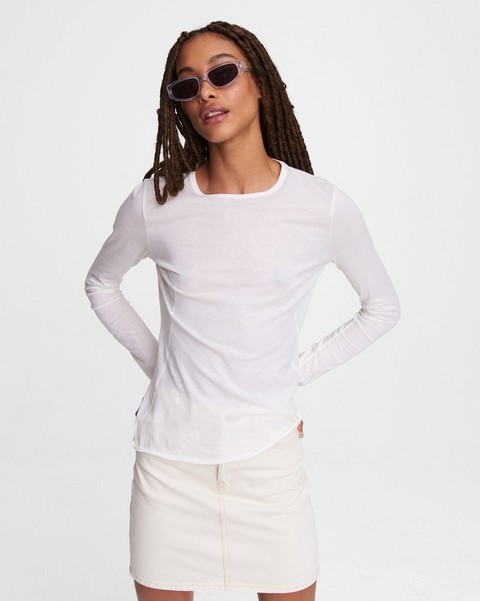 RAG & BONE The Gaia Jersey Long Sleeve