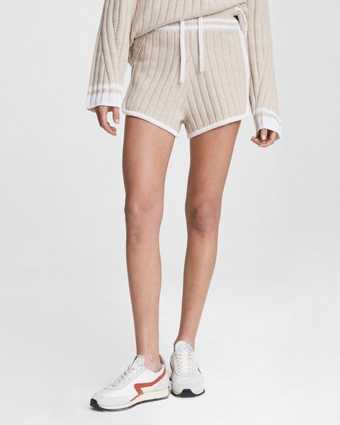 RAG & BONE Serena Wool Blend Short