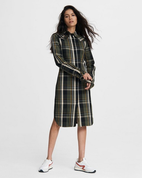 RAG & BONE Kellen Midi Dress
