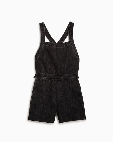 RAG & BONE CROSS BACK ROMPER