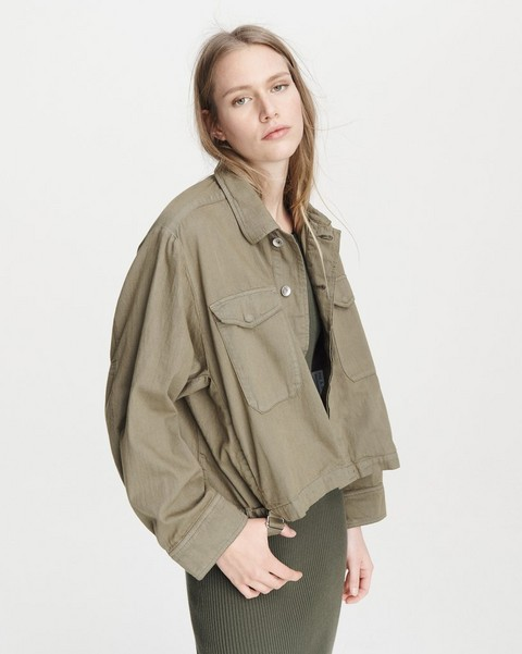 RAG & BONE SWINGBACK JACKET