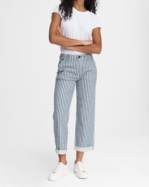 RAG & BONE BUCKLEY STRAIGHT STRIPE