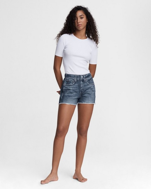 RAG & BONE Miramar Cotton Short - Indigo Wash