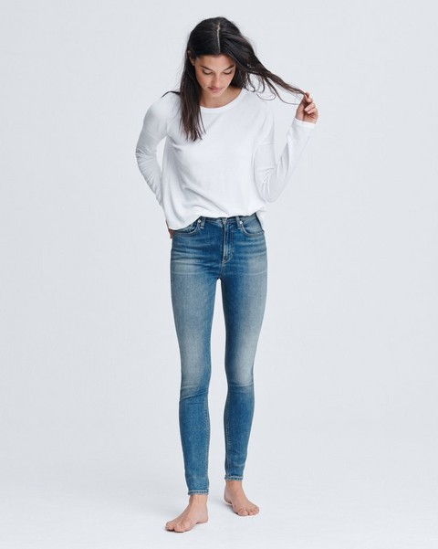 RAG & BONE NINA HIGH-RISE SKINNY