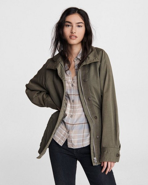 RAG & BONE Mazie Cotton Jacket