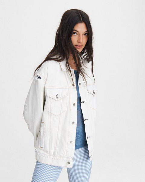 RAG & BONE MAX DENIM JACKET