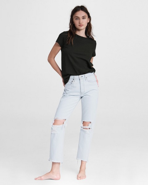 RAG & BONE Maya High-Rise Slim - Ditch Plains