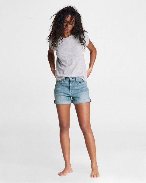 RAG & BONE Nina High-Rise Short - Harper