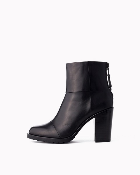 RAG & BONE Newbury 2.0 Boot - Eel Skin