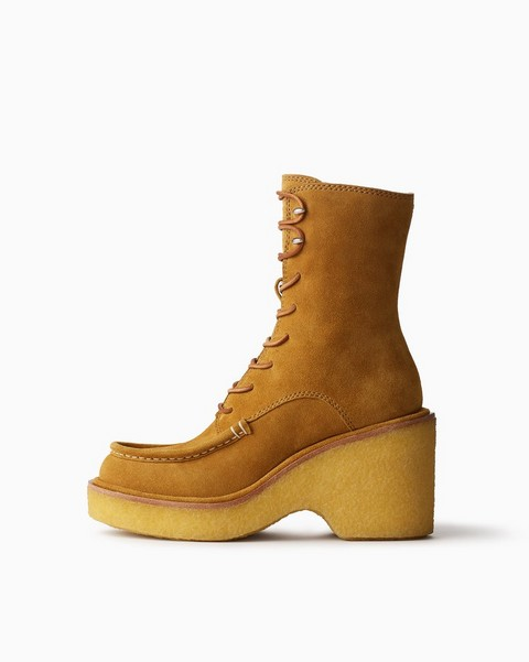 RAG & BONE Scout Wedge - Suede