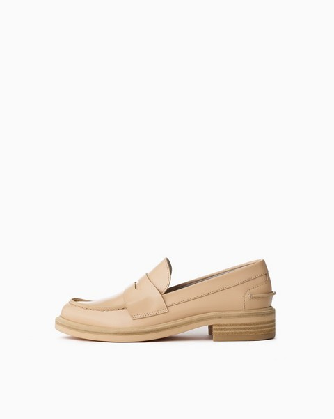 RAG & BONE Slayton Loafer - Spazzolatto Leather
