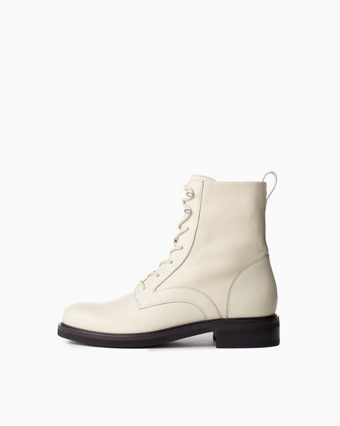 RAG & BONE Slayton Lace Up Boot - Tumbled Leather