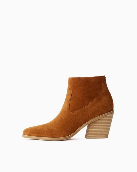 RAG & BONE Razor Boot - Suede