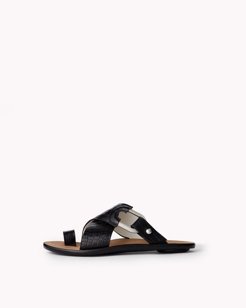 RAG & BONE August Slide - Leather