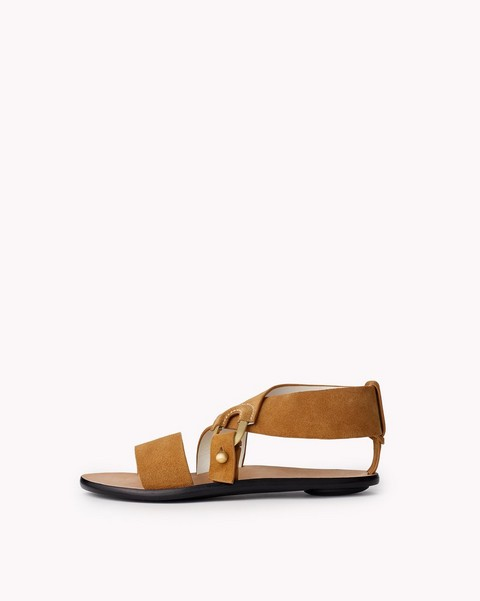 RAG & BONE August Sandal - Suede