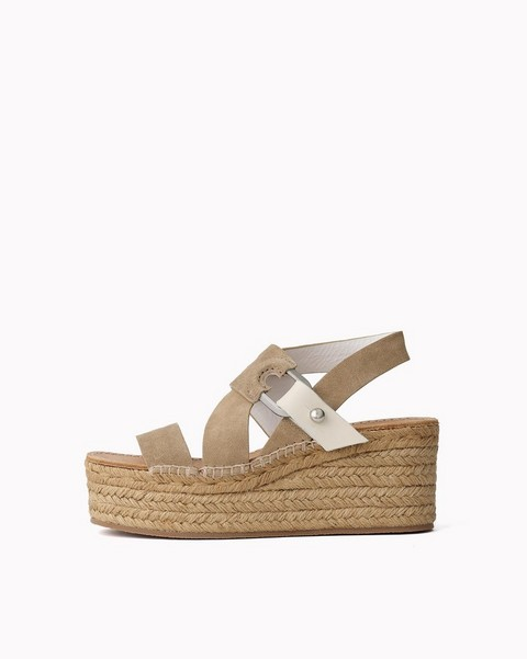 RAG & BONE August Espadrille - Suede