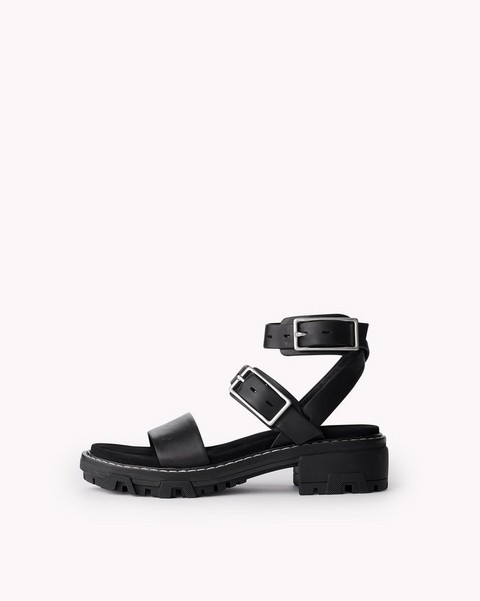 RAG & BONE Shane Multi-Strap Sandal - Leather
