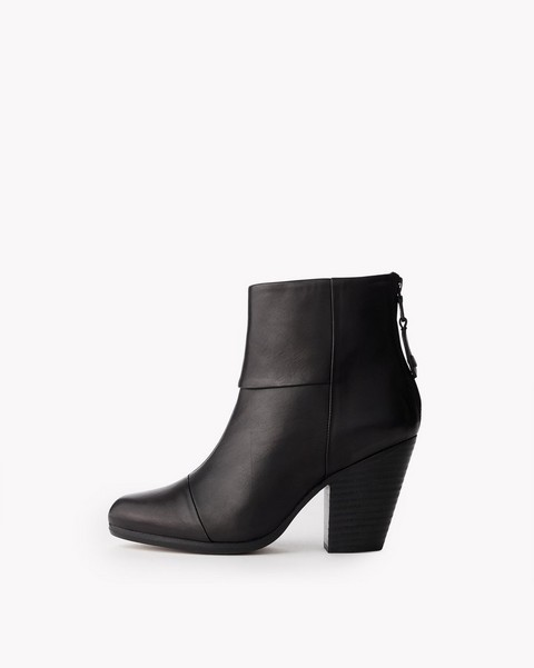 RAG & BONE Newbury Boot - Sheep Leather