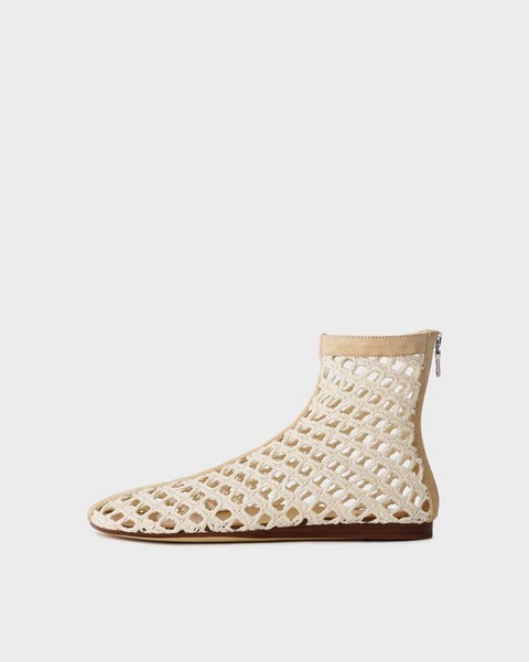 RAG & BONE Ansley Boot - Suede and Recycled Materials