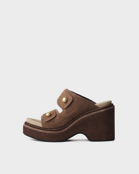 RAG & BONE Sommer Wedge - Suede