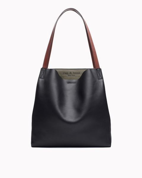 RAG & BONE Passenger Tote - Leather