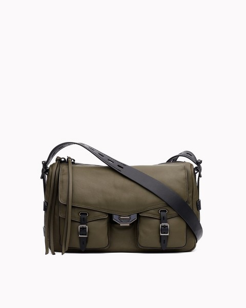 RAG & BONE FIELD MESSENGER PUFFER
