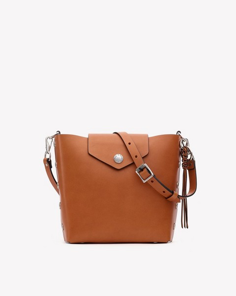 RAG & BONE Atlast Bucket Bag - Leather
