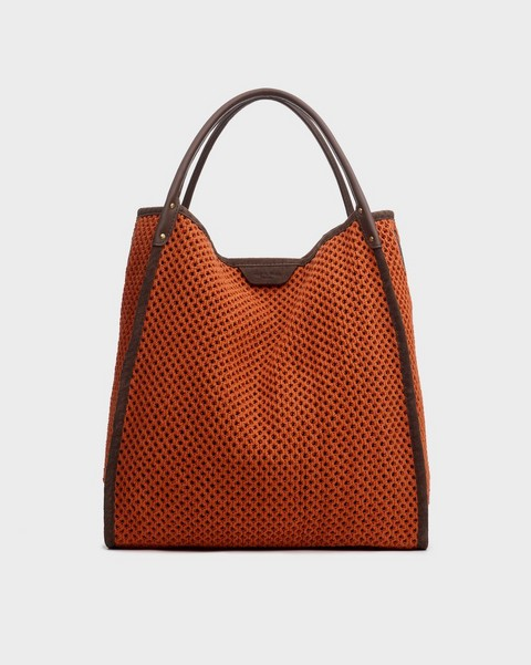 RAG & BONE Summer Passenger Tote - Leather and Recycled Materials