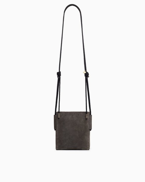 RAG & BONE Passport Bag - Suede