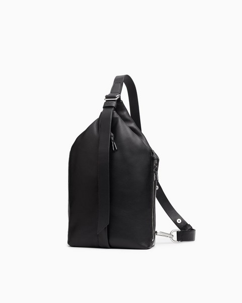 RAG & BONE Hayden Sling - Leather and Recycled Materials