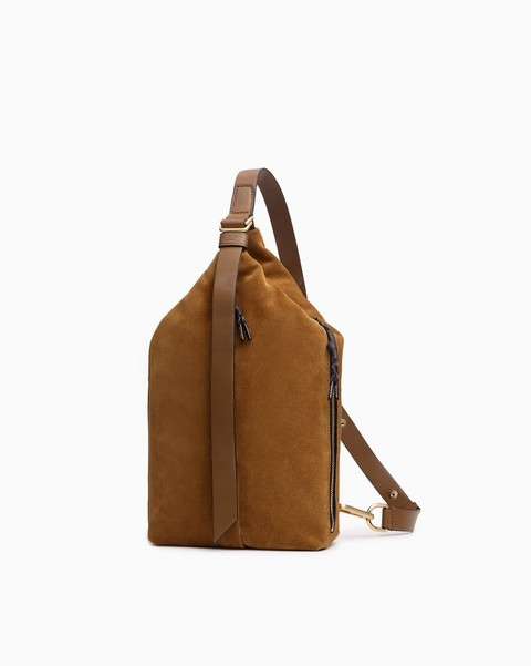 RAG & BONE Hayden Sling - Suede and Recycled Materials
