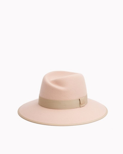 Fedoras Hats in Suede & Leather with Urban Style   rag & bone