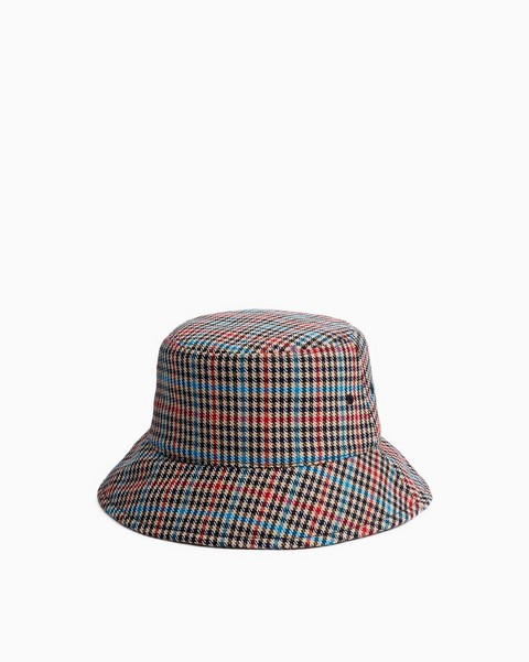 RAG & BONE Plaid Bucket Hat