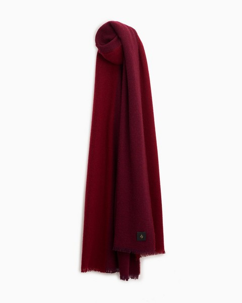 RAG & BONE Riley Cashmere Color Block Scarf