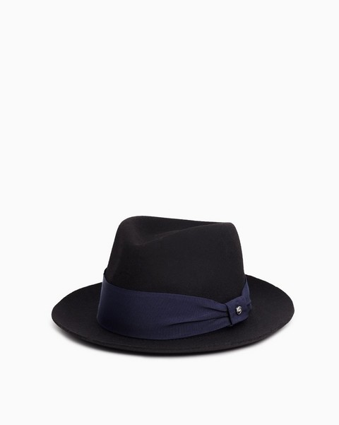 RAG & BONE Trilby Drape Band