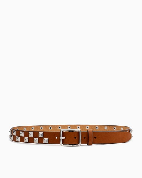 RAG & BONE Boyfriend Belt - Studded