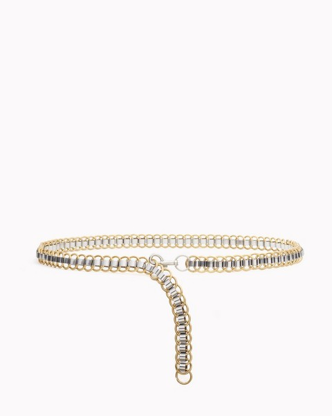 RAG & BONE JAZZ CHAIN BELT