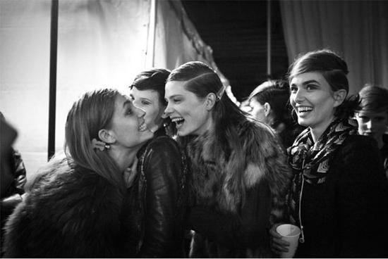 rag & bone blog: Behind the Scenes - Women's FW 13 Show