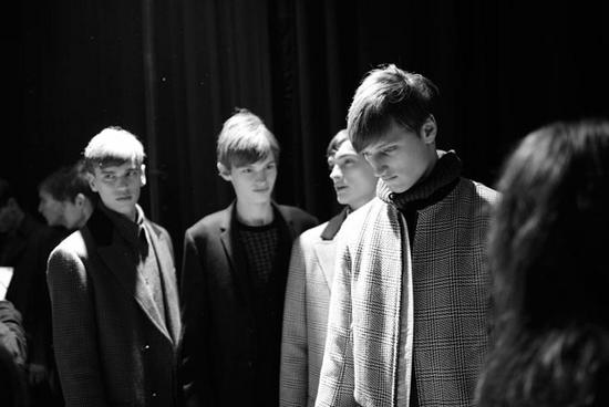 rag & bone blog: Behind the Scenes - Men's FW13