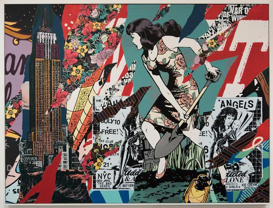 rag & bone blog: FAILE: Savage/Sacred Young Minds