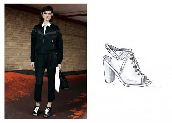 rag & bone blog: Inspiration Point - Trafford Heel