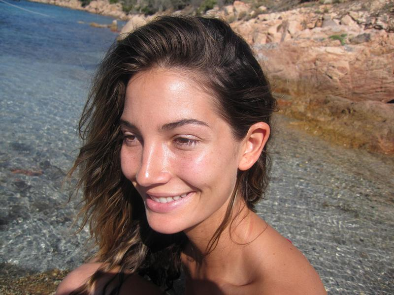 rag & bone: DIY Model Lily Aldridge