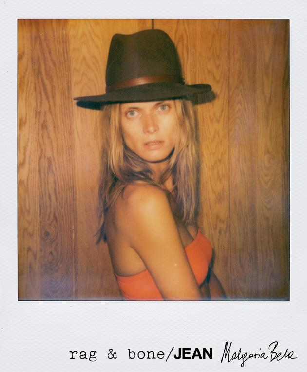 rag & bone: DIY Model Malgosia Bela