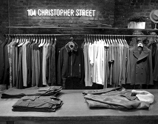 Christopher Street 104 Christopher Street New York NY 10014