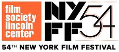 54th New York Film Festival