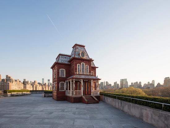 rag & bone blog: Cornelia Parker: Transitional Object (PsychoBarn)