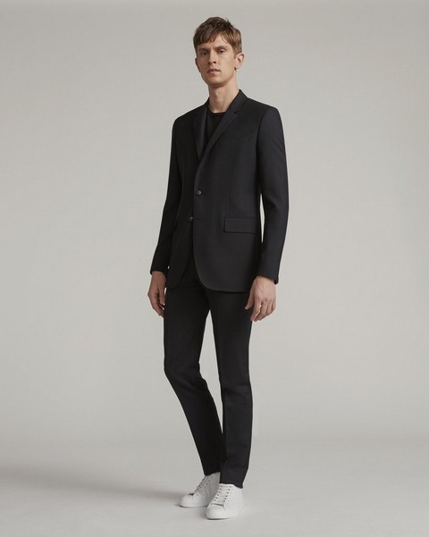 RAG & BONE Razor Suit in Black