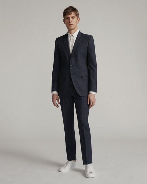 RAG & BONE Razor Suit in Dark Navy