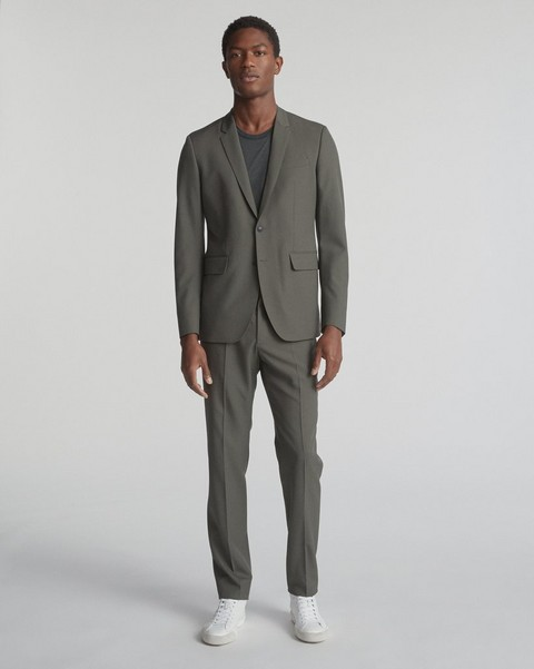 RAG & BONE Razor Suit in Sage